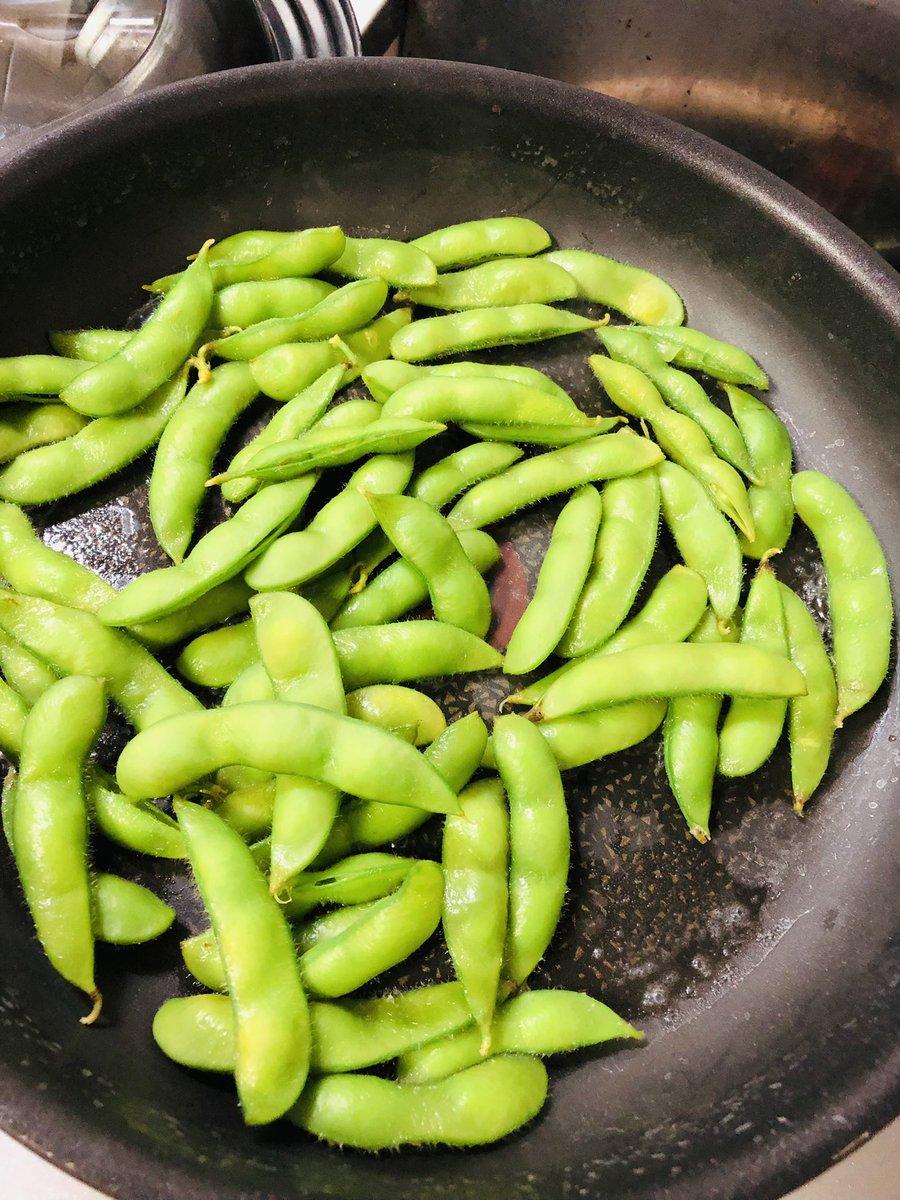 枝豆を茹でる時に塩入れすぎ?もっと塩を入れてもいい!