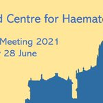 Image for the Tweet beginning: 📢Full schedule published for @OxfordHaem