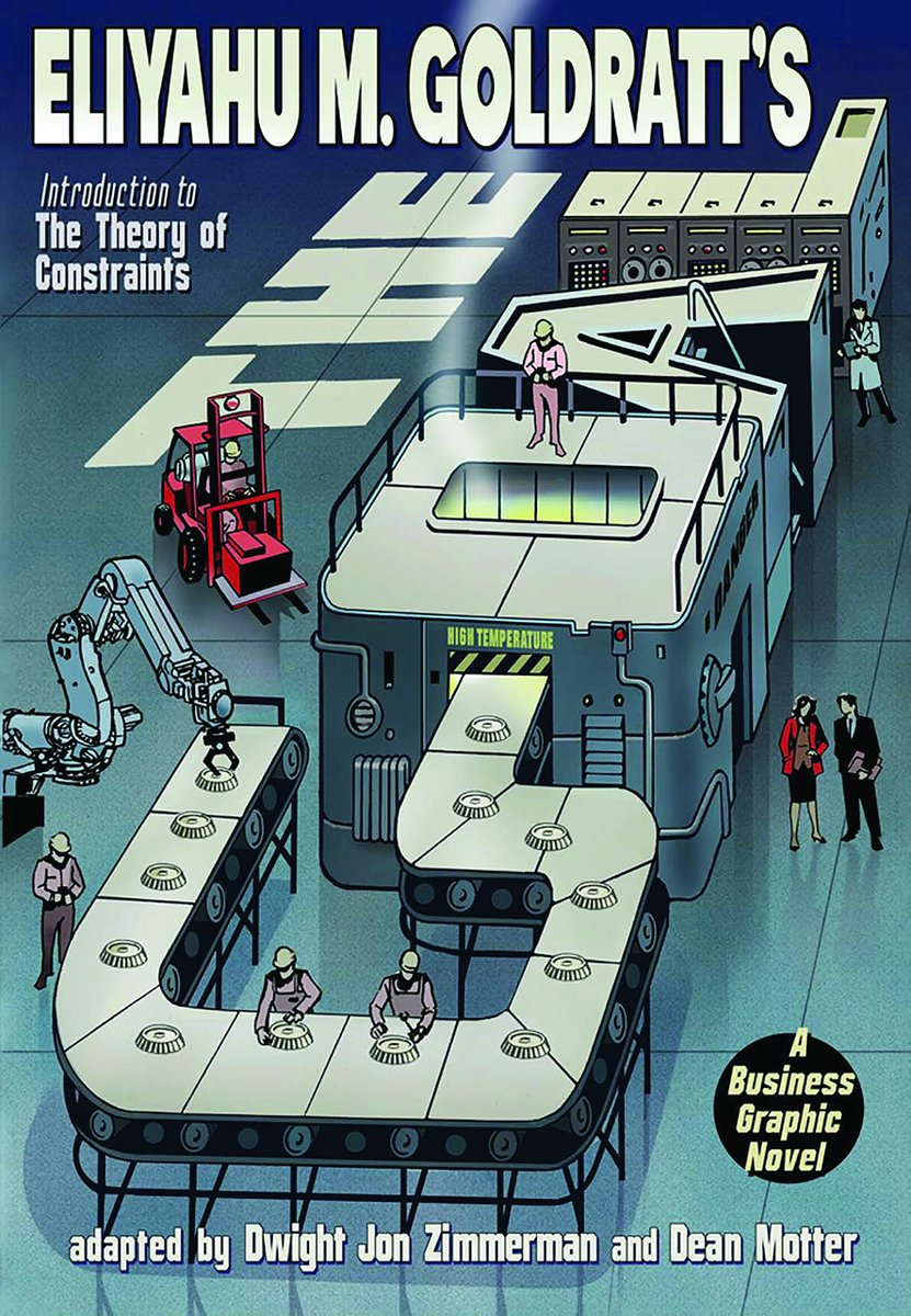 The Goal: A Business Graphic Novel - https://t.co/QlBtByLKRY #cybersecurity #infosec https://t.co/QonQq5khLs