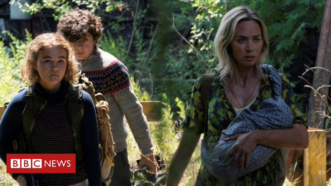 A Quiet Place sequel passes $100m mark in US and Canada Photo
