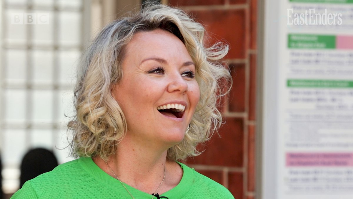 @bbceastenders's photo on Janine