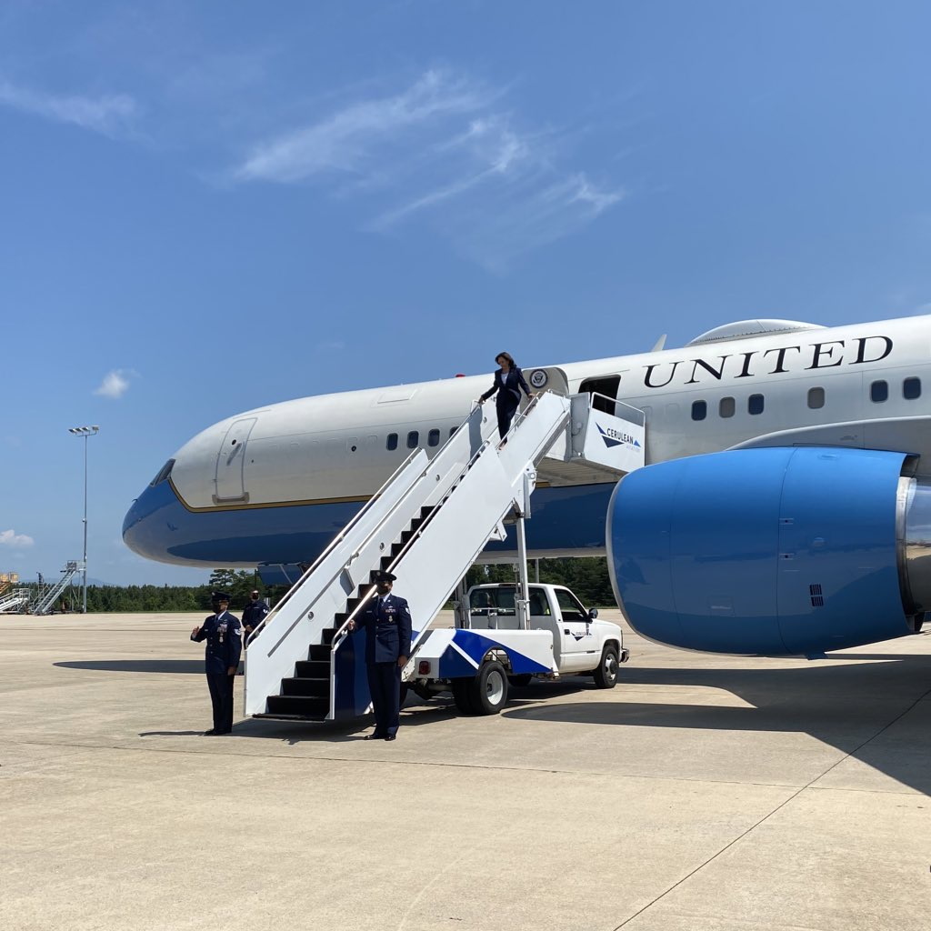Hello, South Carolina! https://t.co/vtU7VW371k