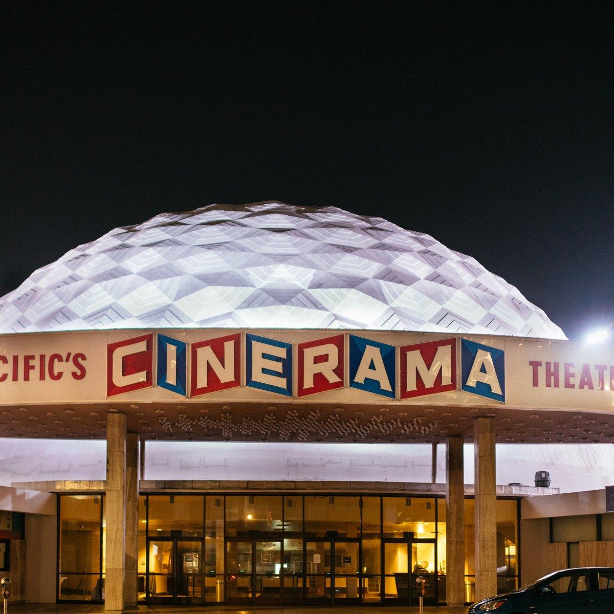 RT @CometGalactic: @Crockett1120 Opening night at the Cinerama dome, pretty incredible https://t.co/AlutDPcUWi