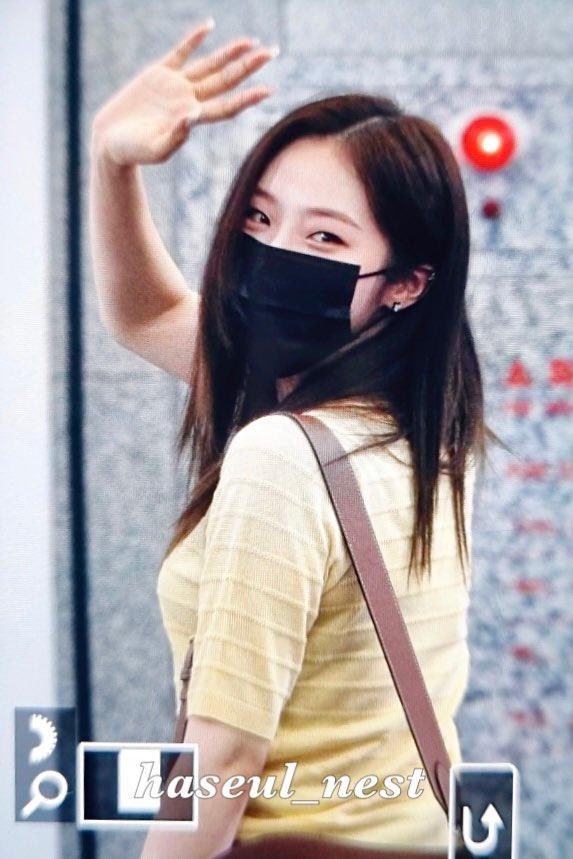 210614 #이달의소녀 #하슬 #LOONA #HaSeul 💚💛