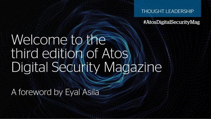 Welcome to the third edition of our Digital Security Magazine!  It sheds some light...