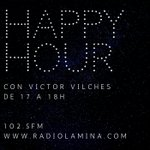 Image for the Tweet beginning: EN DIRECTO! Happy Hour con Víctor