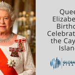 Image for the Tweet beginning: The #CaymanIslands celebrates the Birthday