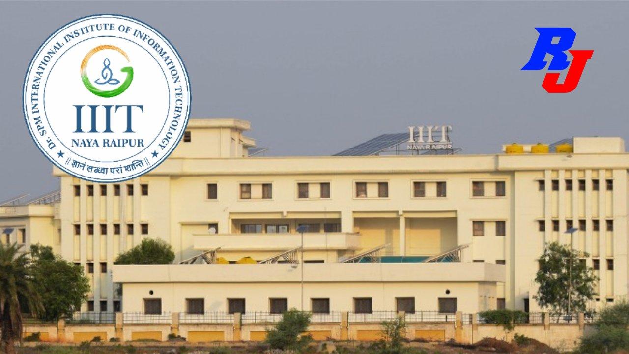 Visiting Faculty Positions in IIIT Naya Raipur, Chhattisgarh, India
