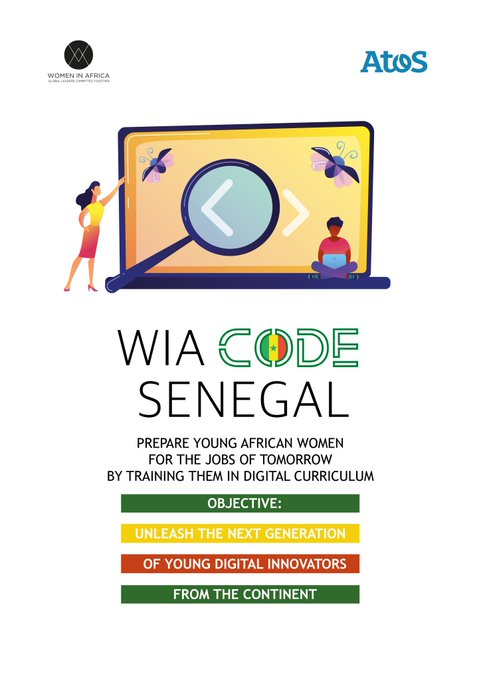 🇸🇳  A great project we support: In Senegal, @WIAInitiative launches...