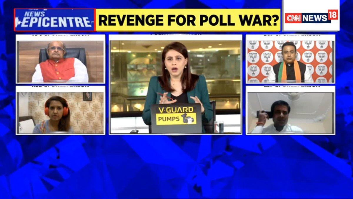 Rakesh Poddar (Spokesperson, LJP) shares his views on the LJP split.  Watch #NewsEpicentre with @maryashakil https://t.co/PoIVnZATGO