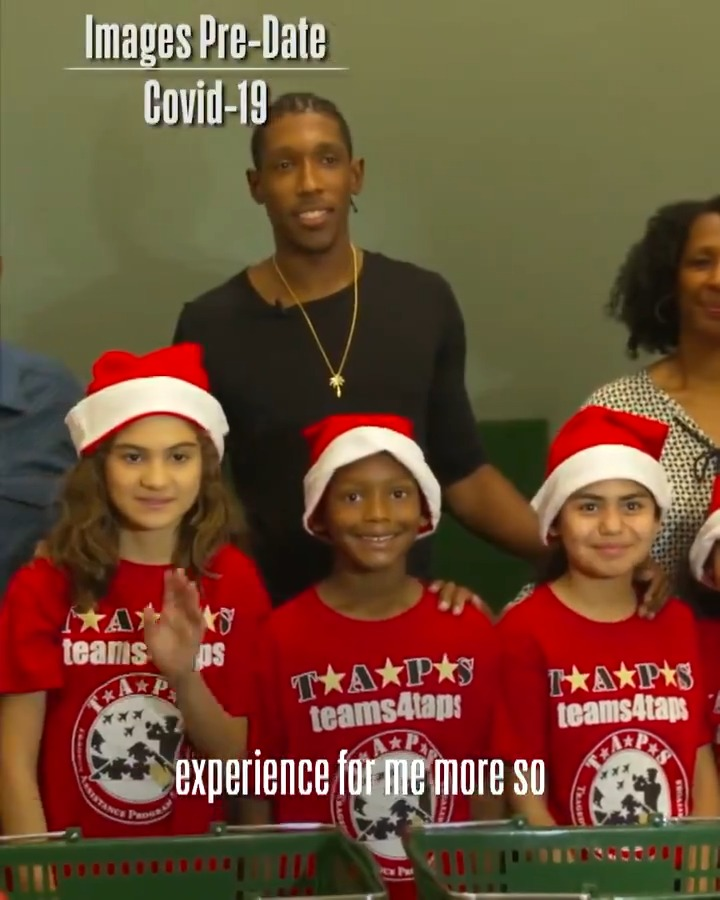 .@J_Rich1 of the @DallasMavs has been nominated for the Season long NBA Cares Community Assist Award pres. by @kpthrive!   To vote for Josh, retweet this post, or post with #NBACommunityAssist + #JoshRichardson https://t.co/iIQRLox2FD