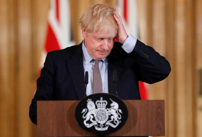 Boris Johnson set to postpone England's 'freedom day' as delta variant cases climb Photo