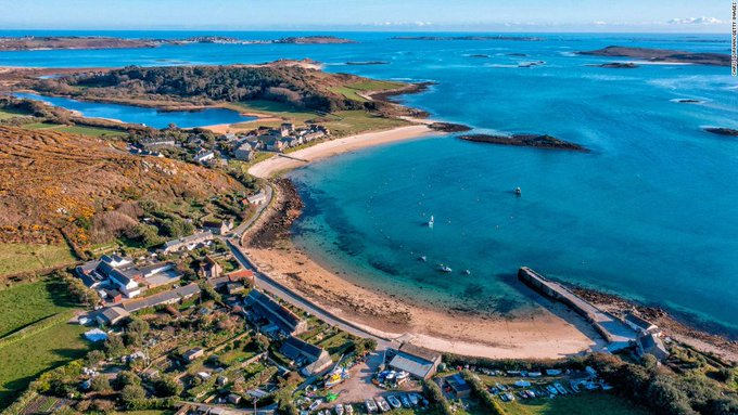 Isles of Scilly: The exotic island paradise off the coast of England Photo