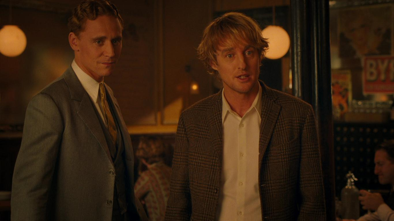 Owen and Tom worked together in the movie Midnight in Paris (2011) before Loki.