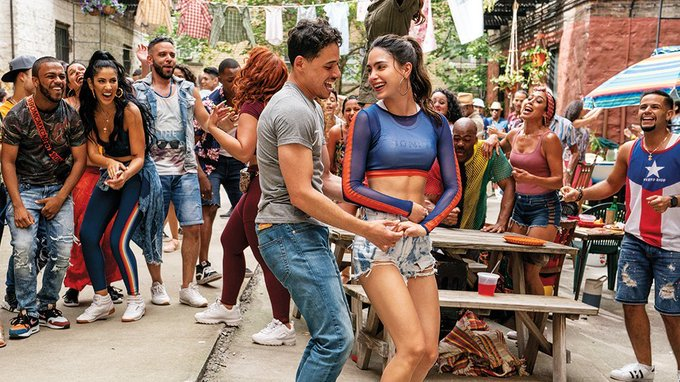 HBO Max Isn't to Blame After 'In the Heights' Fizzles at the Box Office Photo