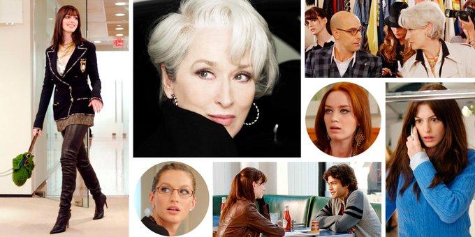 The Devil Wears Prada oral history reunion with Meryl Streep, Anne Hathaway Photo