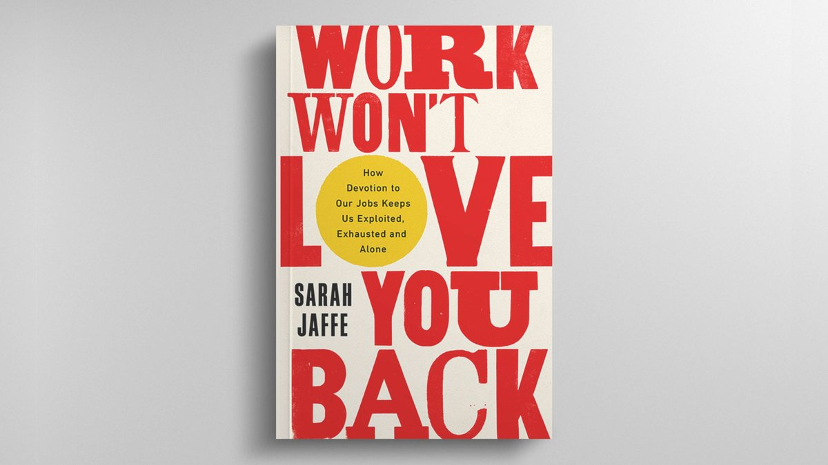 📧Can't stop checking work emails on a Saturday?  🕗Like to network outside office hours? 📂Brought home some company reports to read over the weekend?  Get 40% off @sarahljaffe's eye-opening book about why you really shouldn't.  ➡️https://t.co/hVHK8NncwZ Use code 'FATHERS40'. https://t.co/KVe9QoROmC