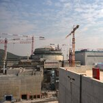 French Companies Admit Problems at Nuclear Plant in China Photo