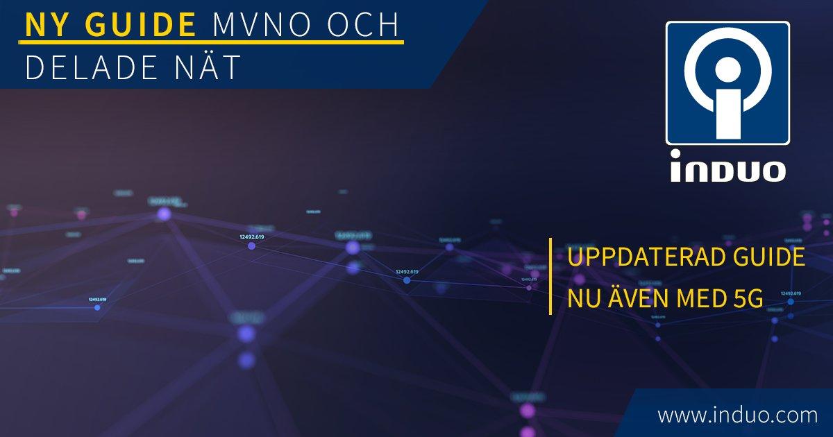 Vilka operatörer delar nät med varandra? Vilka nät används av virtuella operatörer (MVNO)? Och vilka är operatörernas nätbolag? Ny uppdaterad guide med 5G! https://t.co/LjUFWyQhl8 #induo #mvno #mobilnät https://t.co/SASTithfB8