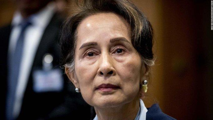 Aung San Suu Kyi: Trial of ousted Myanmar leader begins Photo