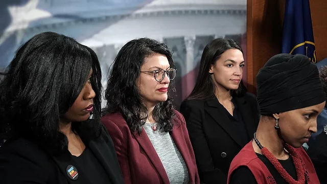 Republicans introduce resolution to censure Omar, Squad over Israel comments Photo