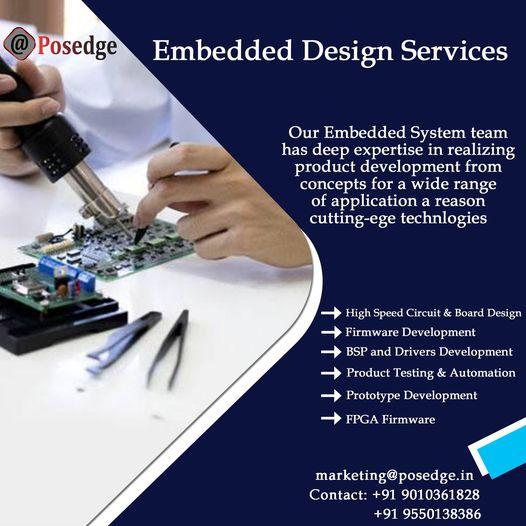 Embedded Design Services We Offer #embedded #embedded_world #Advancedembedded #embeddedengineer #arduino #iot #automotive #career #courses #internships #edtech  #IT #project #python #certification #market #education #technology #course #student #training #industry #embeddedsystem https://t.co/wVtVQKC9kC