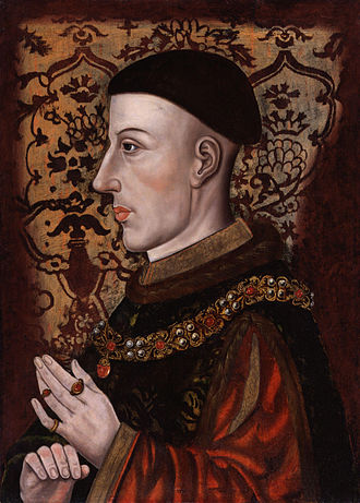 Ferocious in temperament, intolerant of dissent. Meet the real Henry V as Princess Catherine knew him.  https://t.co/sLS2Tqd8nd #England https://t.co/vYlIokCIld