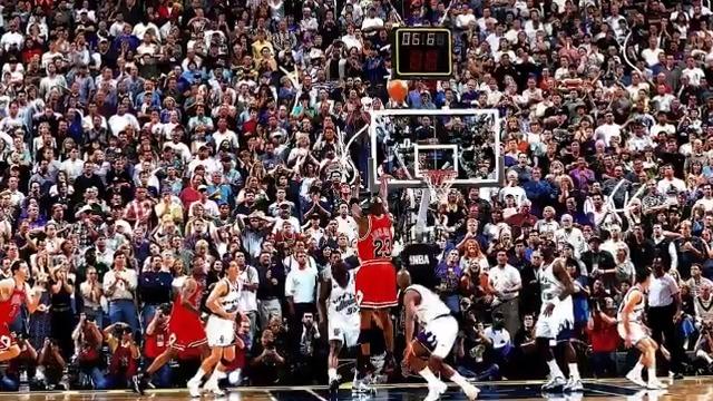 14/06/1998: Michael Jordan garantia o seu 6º título da NBA em uma vitória ESPETACULAR dos Bulls no Jogo 6 contra o Jazz. #OTD #NBAHistory #NBAVault https://t.co/BkXHNyPIBg