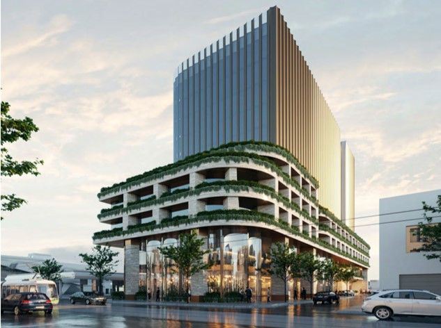 Goldfields Hotel Tower Wins Approval After Appeal  Read more: https://t.co/1So9Ar0Drk  #Australiabuild #Sydneybuild #hotel #construction #development #Melbounre #VIC https://t.co/Qq182a5nLc
