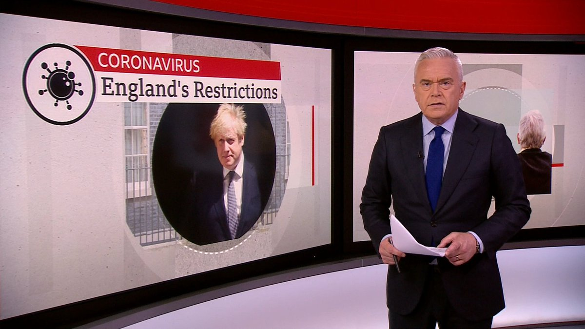 Tonight at Ten - The final stage of easing Covid restrictions in England is delayed until 19 July. #BBCNewsTen https://t.co/sWsdw772ew