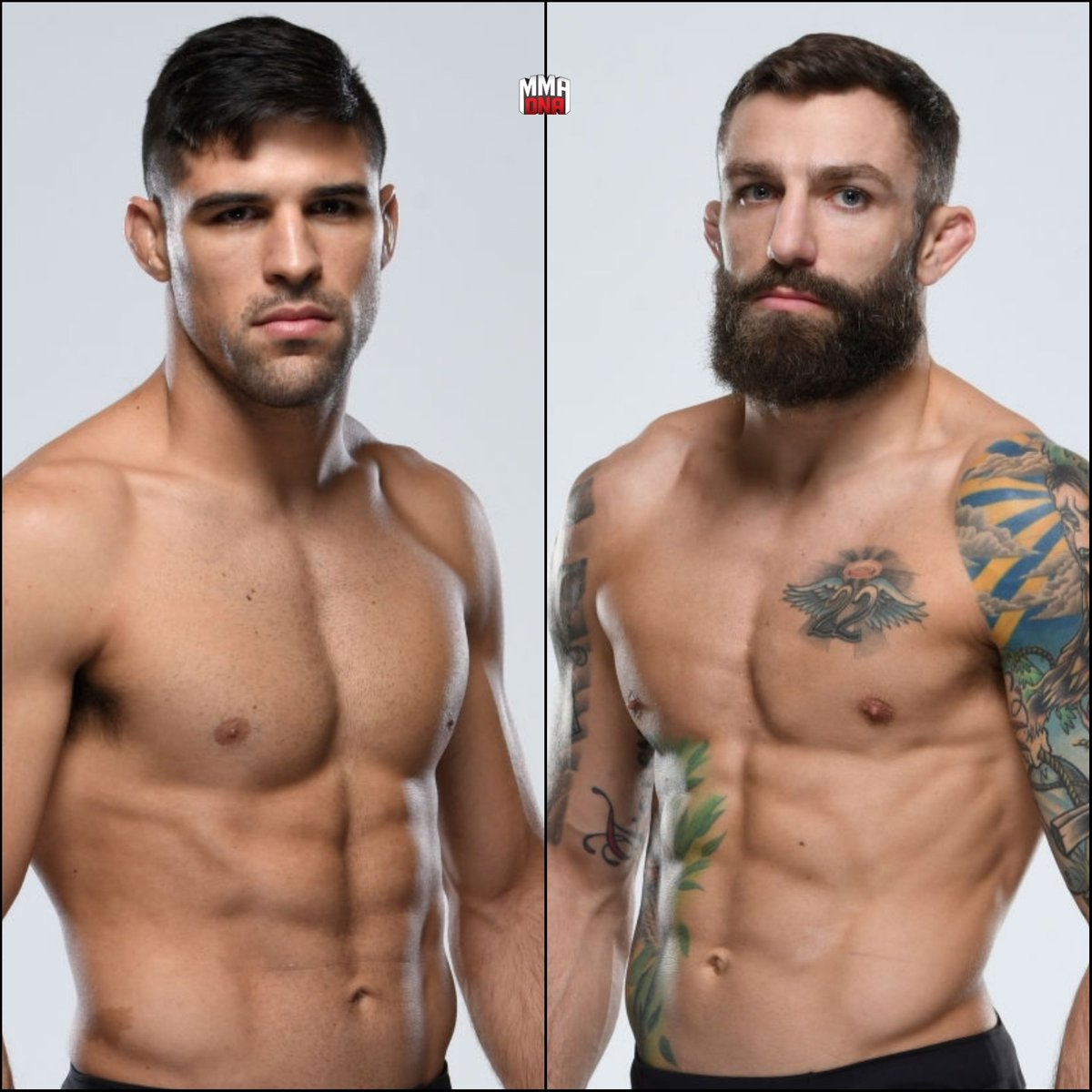 Vicente Luque will fight Michael Chiesa at #UFC265 on August 7th. (first rep. @cprawdzik89) #UFC #MMA #UFCESPN https://t.co/f6RSgJDJMD