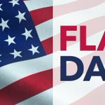 Image for the Tweet beginning: This #FlagDay, we honor the