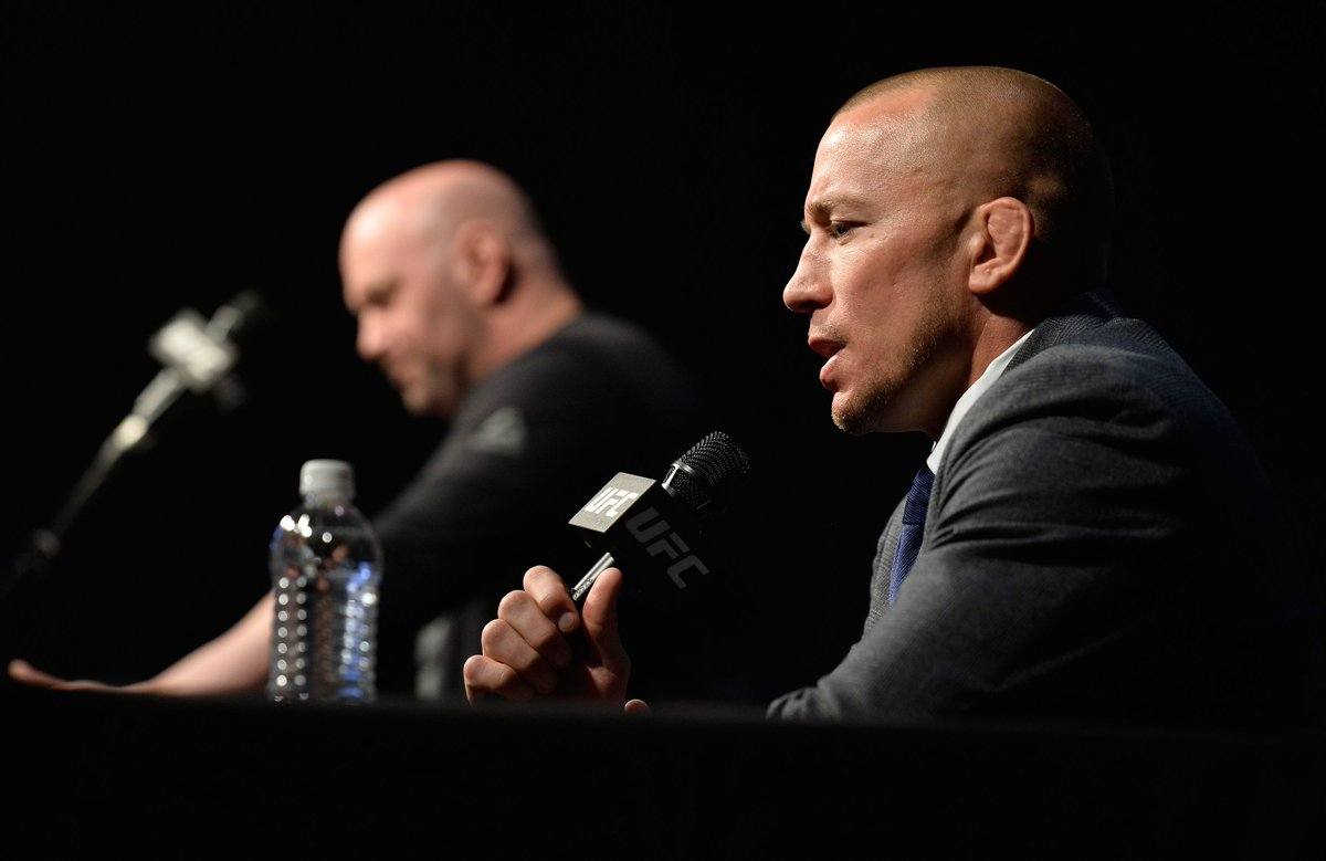 .@GeorgesStPierre backs fighters, exposes #UFC payouts — 'I was making many millions' https://t.co/oSUMbynzcK https://t.co/j4koaorhRj