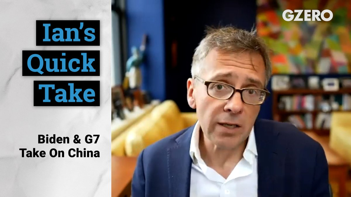 One billion vaccines to lower & medium income countries. 500 million vaccines from the US. I did not hear a single Senator or House member complain about the US doing that.  Could have been more, earlier, but good news from the G7.  @gzeromedia #QuickTake https://t.co/Zj4Dd3lzYC https://t.co/yWkYoOj6yl
