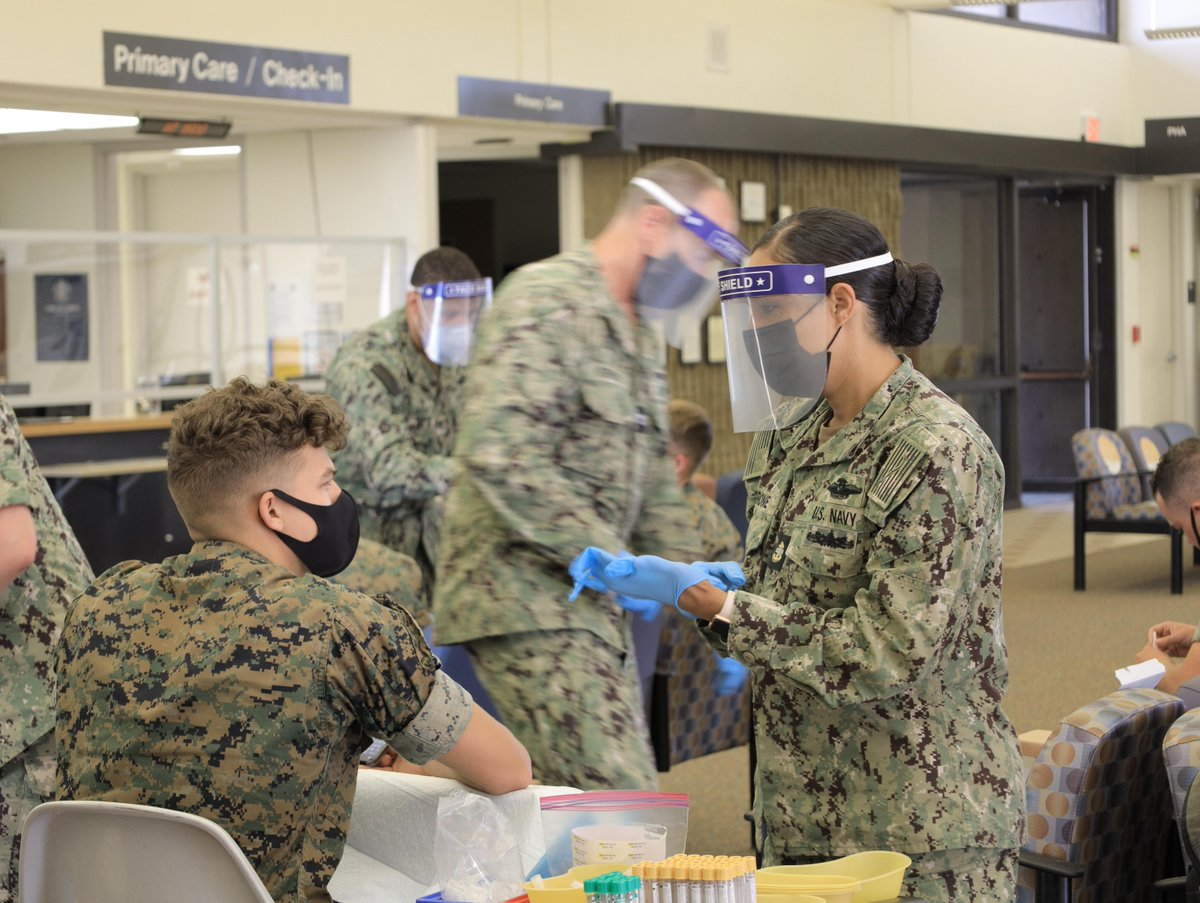 Marine Study Provides Clues to Long-Term Effects of COVID-19  Study of young Marines who tested positive hopes to show how exposure to  coronavirus might protect against future infections and identify chronic health issues tied to COVID-19.  https://t.co/VOnh3VqQdN #navymedicine https://t.co/xi4qo3lJca