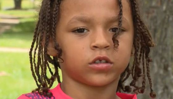 UPDATE: Coby Daniel, the 6-year-old Michigan boy who was shot by his neighbor over a bicycle, is heading to therapy after exhibiting signs of post-traumatic stress disorder. https://t.co/JXvMphP6Q1 https://t.co/XjAENa3KVR