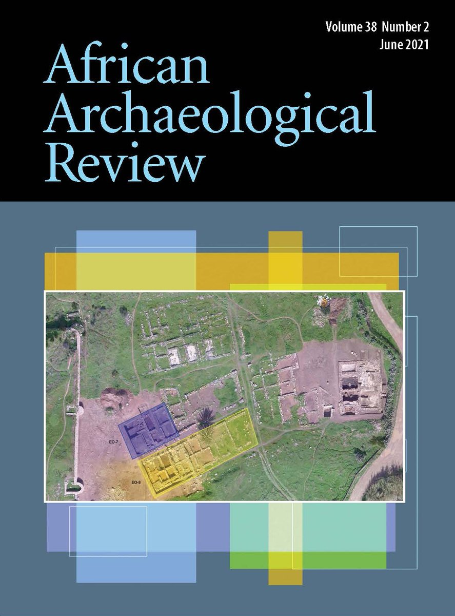 The June issue of African Archaeological Review 38(2) is now available. This latest issue features fourteen articles, including an innovative study of commercial milling and bakery in the first century BC Mauretanian Tamuda... https://t.co/j5u9gvwucE https://t.co/IX3MV26F85
