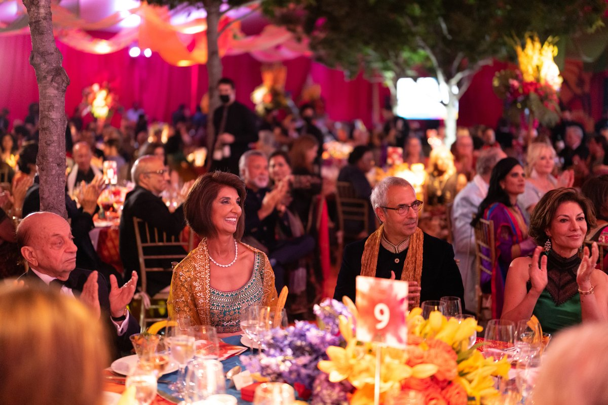 We were humbled to honor global leaders Sultana and Moez Mangalji in a vibrant celebration of India at our annual Tiger Ball gala last Friday. Read on for the recap and more photos! » https://t.co/bOciEAVMNB https://t.co/jQ4Y8e7aCk