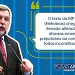 Image for the Tweet beginning: Considero a Medida Provisória nº