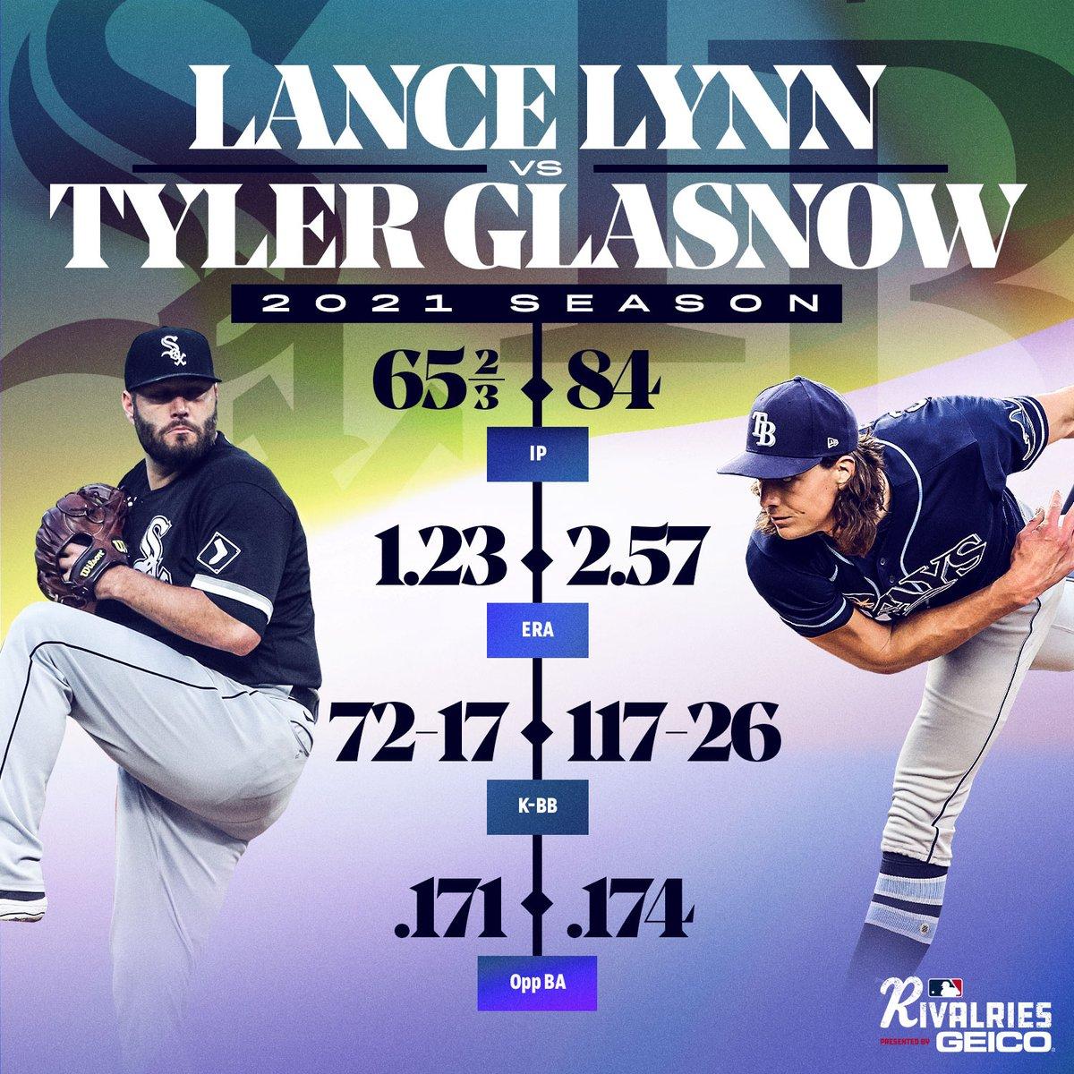 @MLBStats's photo on Lance Lynn