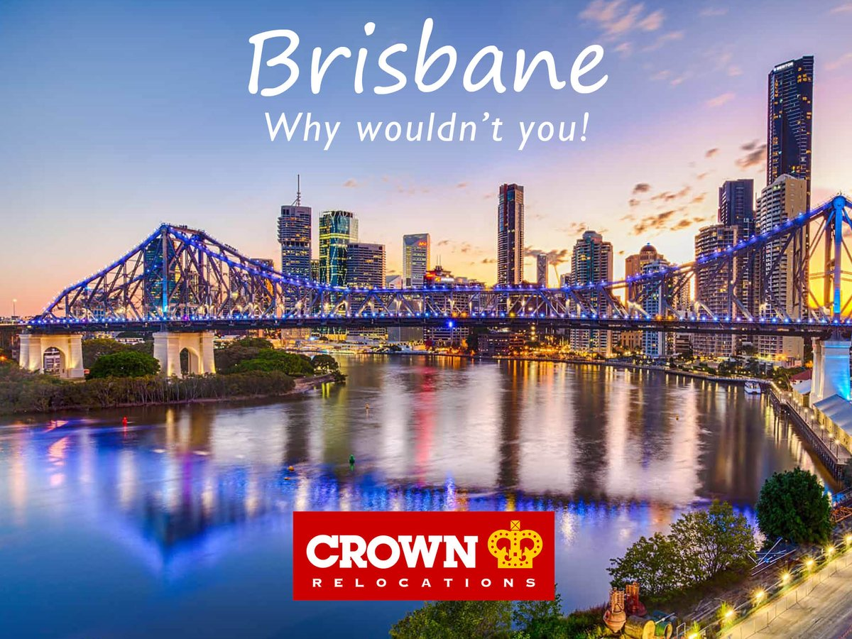 BRISBANE - WHY WOULDN'T YOU Better jobs, affordable housing & a better way of life are some of the reasons why a move to #Brisbane could be a good idea.  Read our blog for the latest insight & check out @MustDoBrisbane for places to see & things to do: https://t.co/jiKEc0cHY7 https://t.co/NjRmcdFoFI