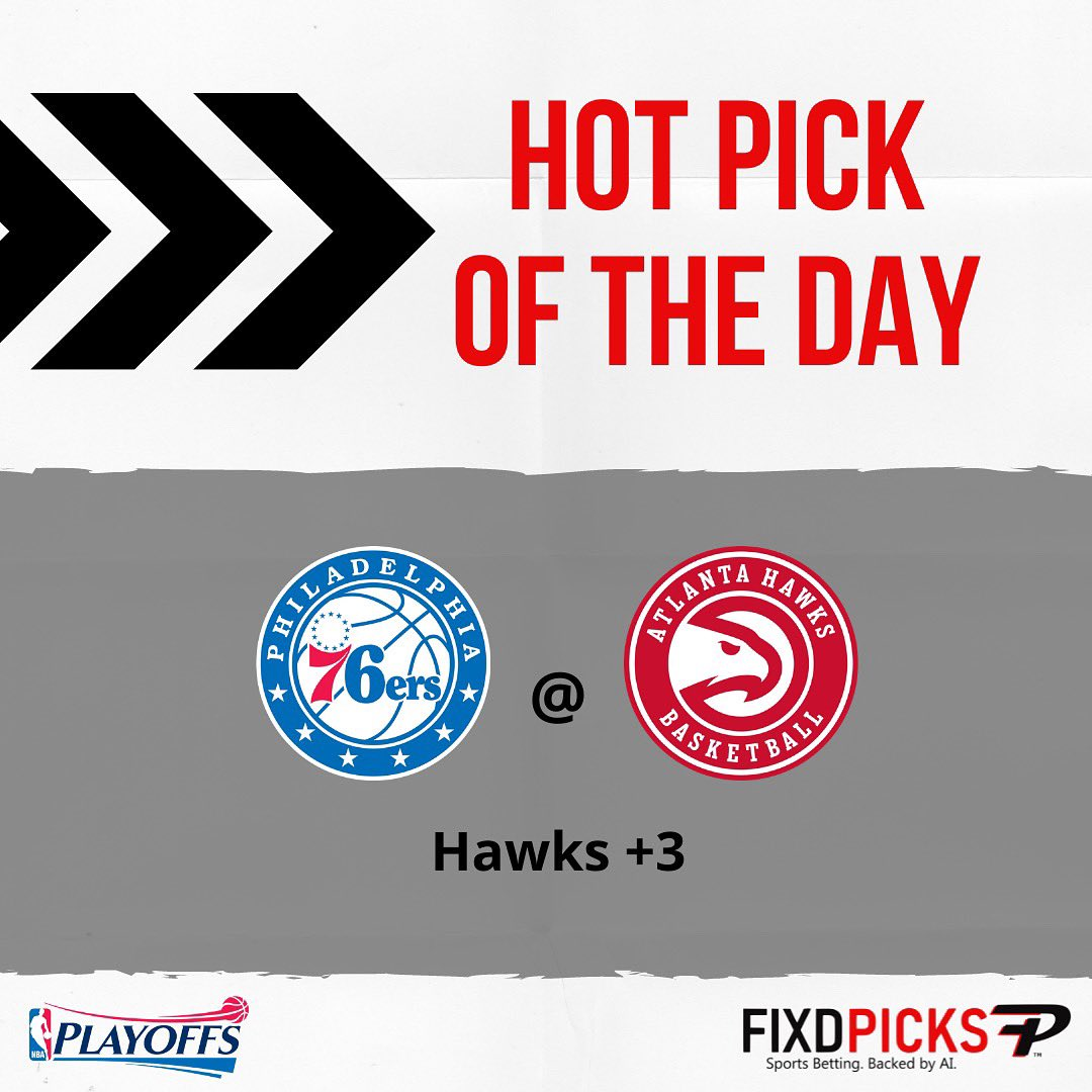 Let's have another profitable week  #NBA #NBAbets #NBAbetting #sportsbetting #sportsgambling #sportsgamblingdaily #Hawks https://t.co/4p9FWHGbGi