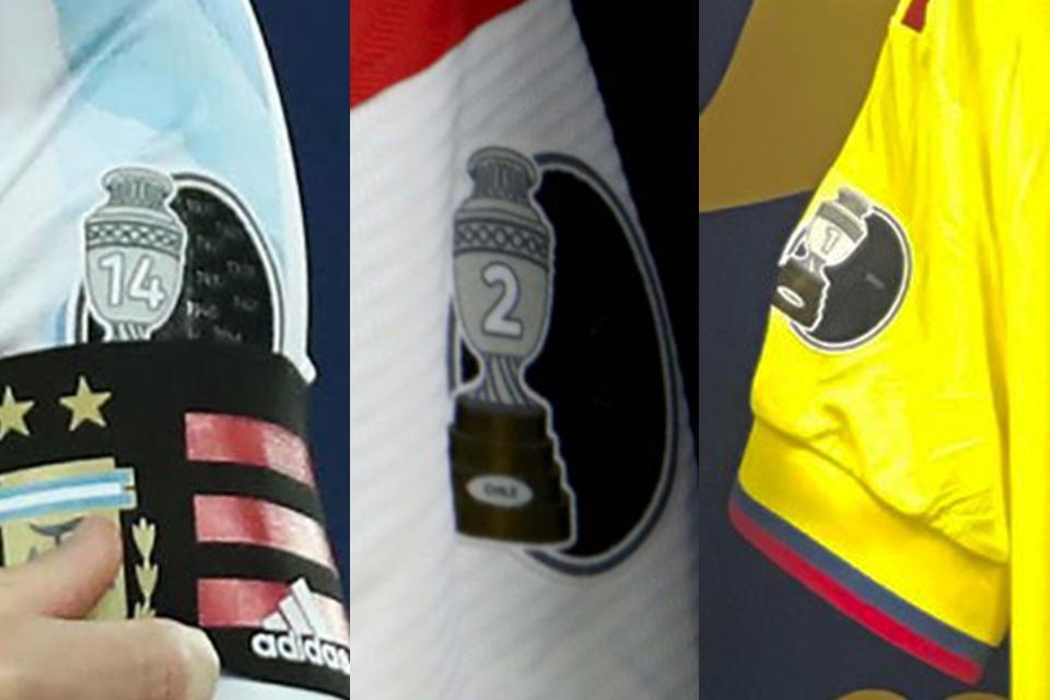 Parche Copa América 2021