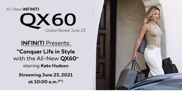 Don't miss the unveiling of the All-New 2022 INFINITI QX60. Get more info at https://t.co/8FncUHwBR7  #INFINITI #Ontario #California #SoCal #InlandEmpire #All #New #QX60 #Luxury #infinitiofontario https://t.co/Mnj8feEErO