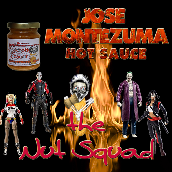 Suicide NUT Squad Approved Suicide Squad Approved #Gourmet HOT Sauce #Chili #chilli #Sauces #Australia #Brisbane #Sydney #carolinareaper #Melbourne #adelaide #perth #Darwin #chilliheads #Tasmania #Hobart #Cairns #Townsville #hotsauce https://t.co/jHqqLFA3rJ https://t.co/WDhYW52Fps