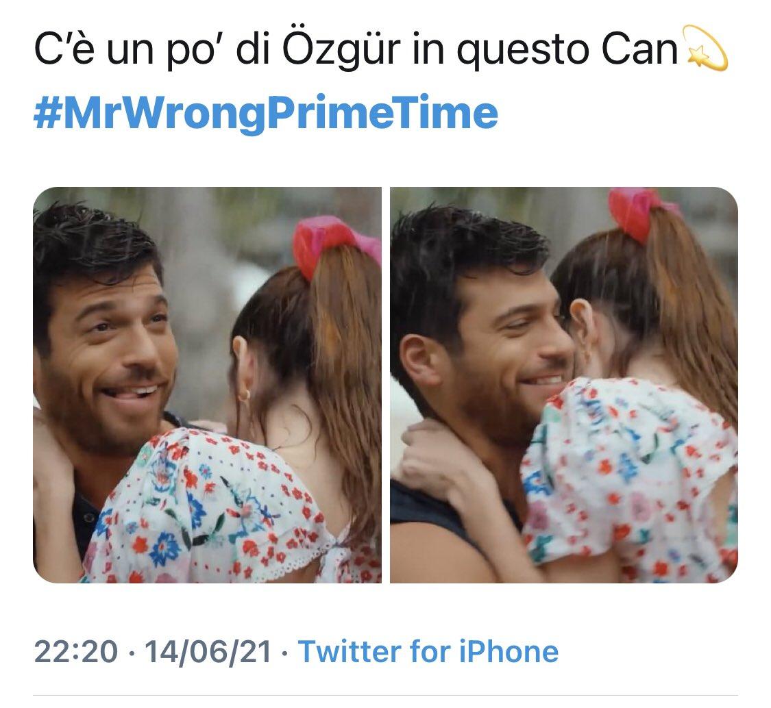 #MrWrongPrimeTime