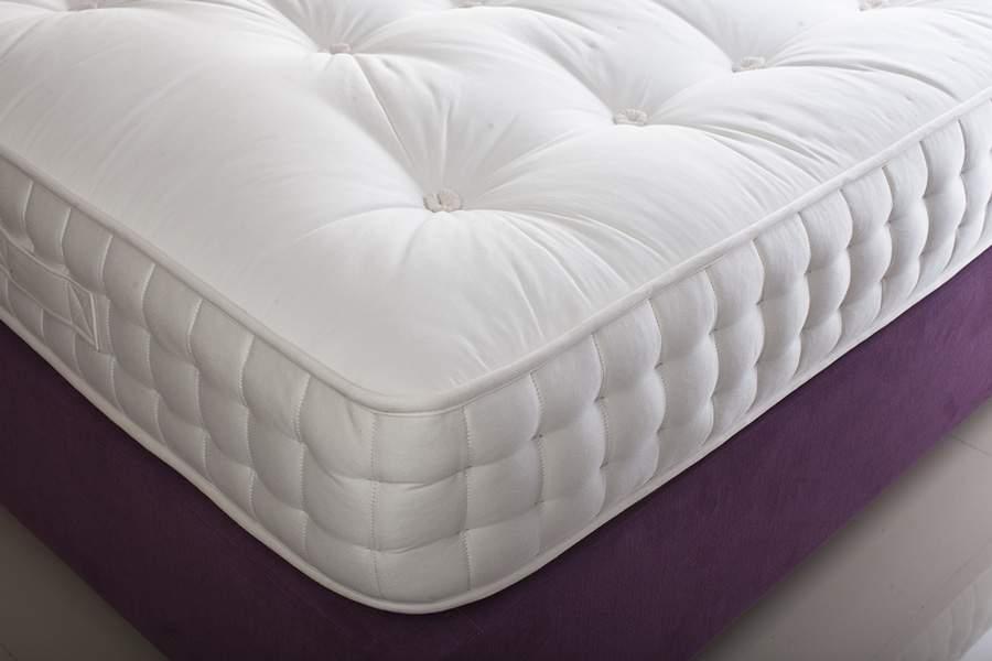 Natural mattress.  #natural #mattress #clean #green #healthy #ecofriendly #sustainable #biodegradable #luxury #sleep https://t.co/319GqgMeT5