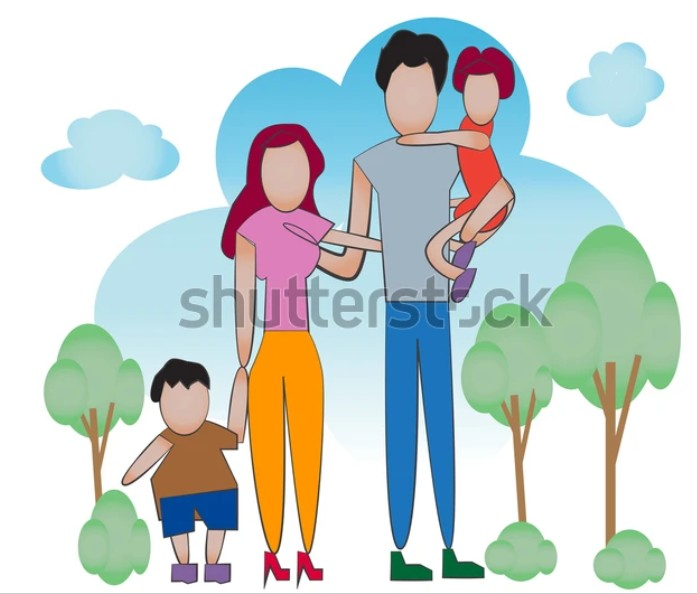 Familly Illustration. Download link: https://t.co/Zd3R8pJTkd #family #parents #children #happy #love #care #together #flat #design #vector #artwork #arts #clip #graphics #cartoon https://t.co/n228zX0rfH