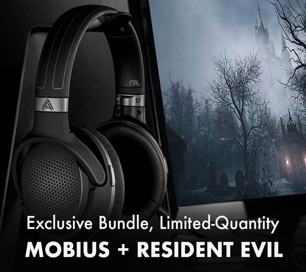 Beginning June 15 at 9am PST, each Mobius purchased on https://t.co/sw8H182LFM will include a free STEAM download of Resident Evil Village, the most anticipated horror game of 2021. Available to North America residents only while supplies last. Learn more: https://t.co/iIcRFwzpRo https://t.co/M39BjfSeJw