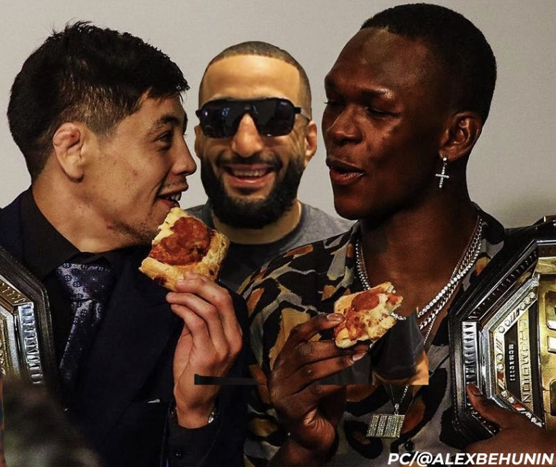 So #UFC263 was fun huh...  Who wants a pizza @bullyb170 next?🍕 https://t.co/wTn6iZSmrN